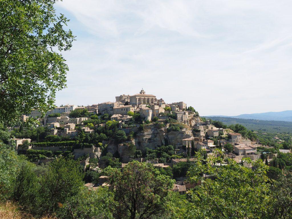 Village et château de Gordes